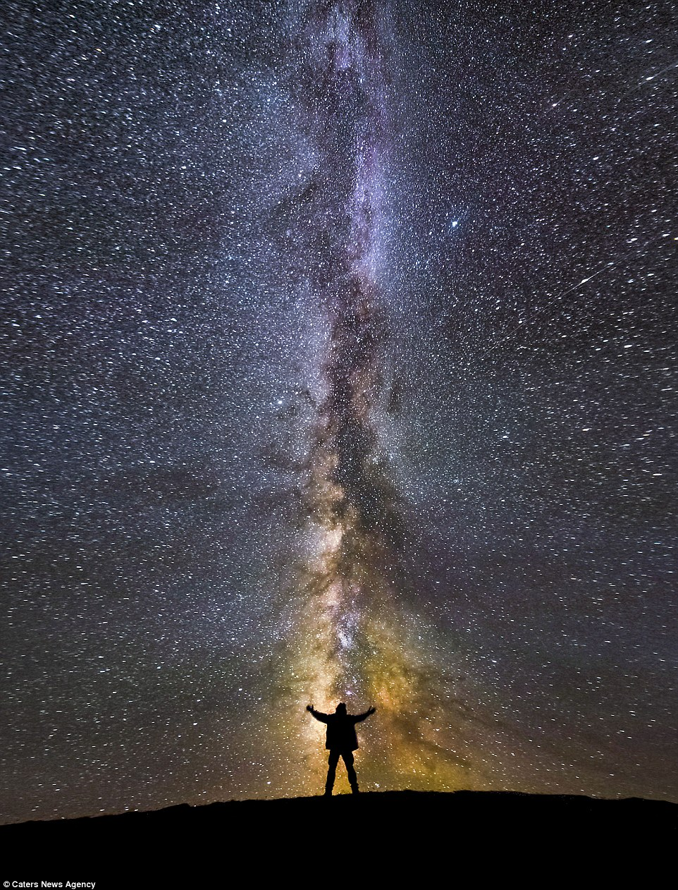HQ Milky Way Wallpapers | File 505.34Kb