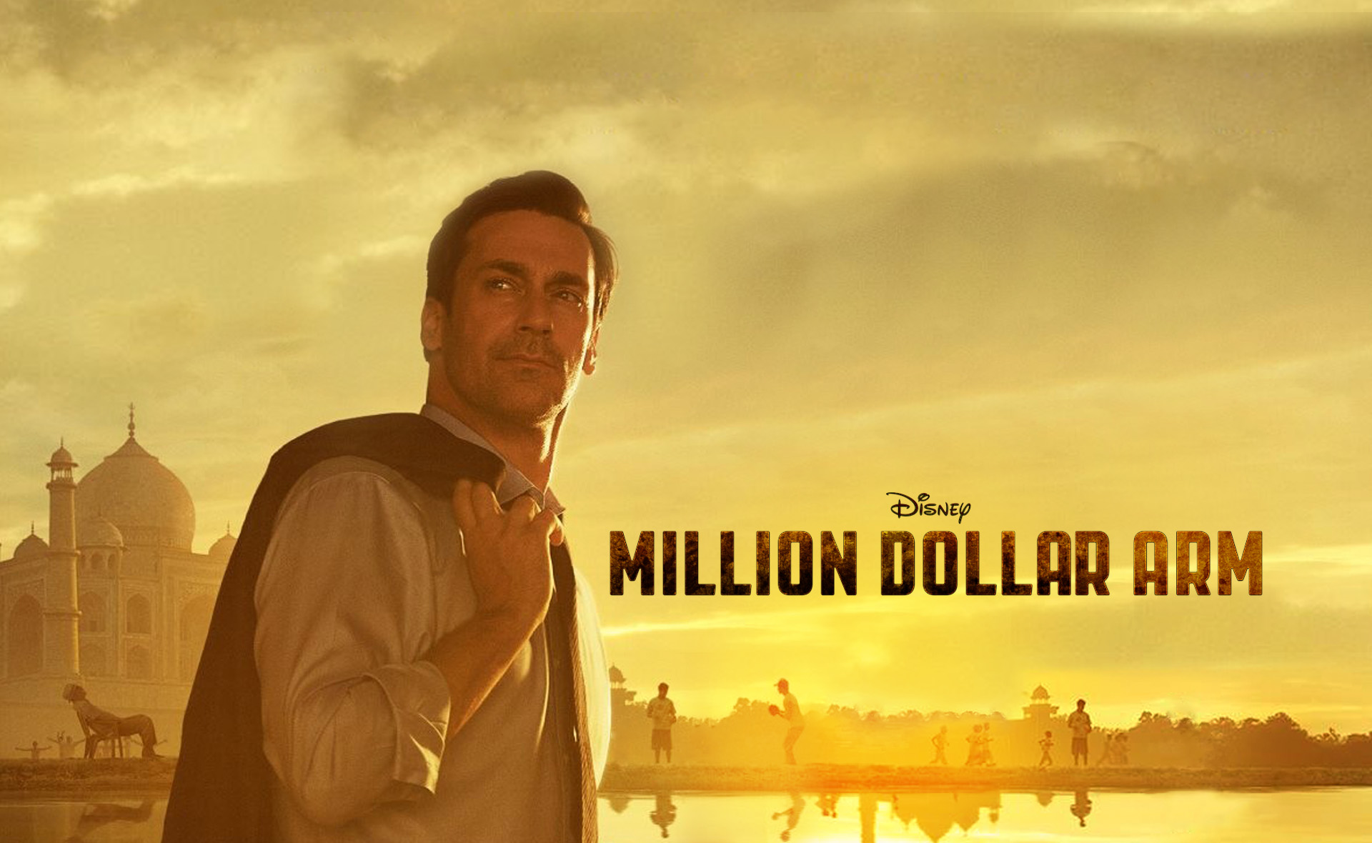 High Resolution Wallpaper | Million Dollar Arm 1920x1180 px