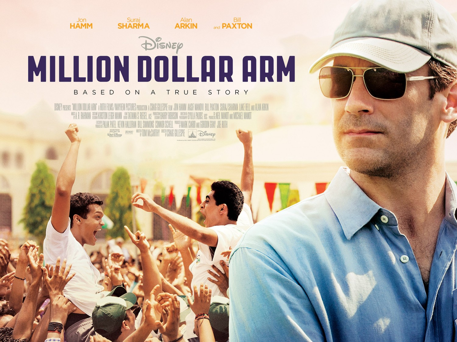 1500x1125 > Million Dollar Arm Wallpapers