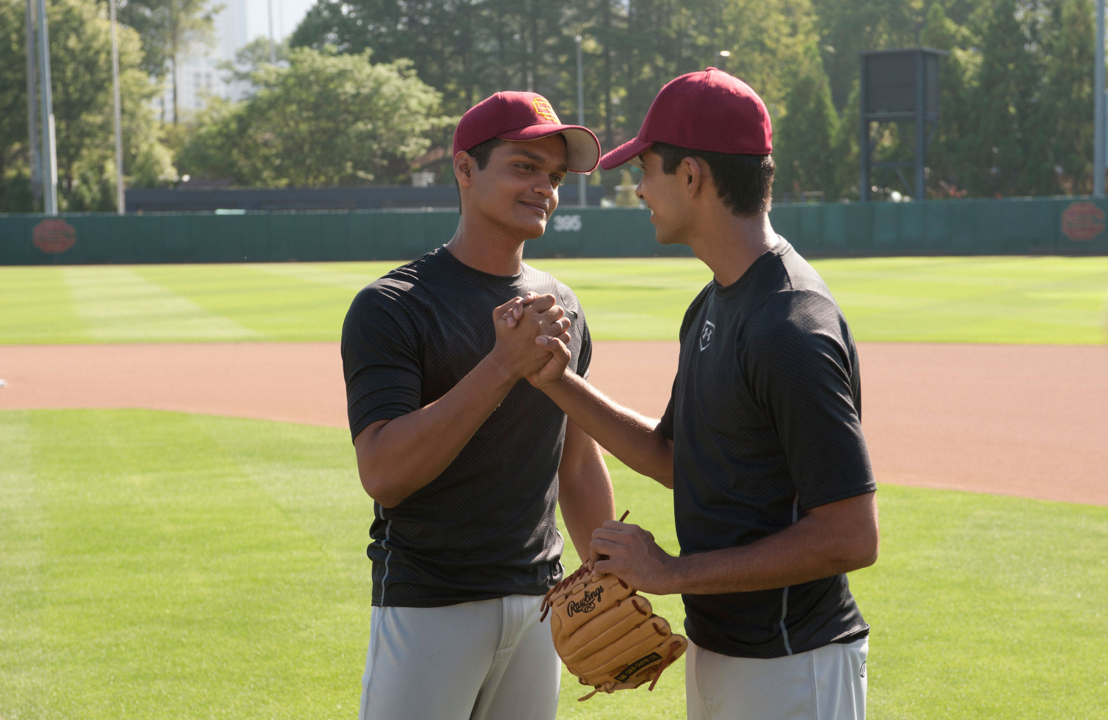 Nice wallpapers Million Dollar Arm 3839x2496px