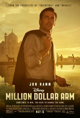 HQ Million Dollar Arm Wallpapers | File 42.2Kb