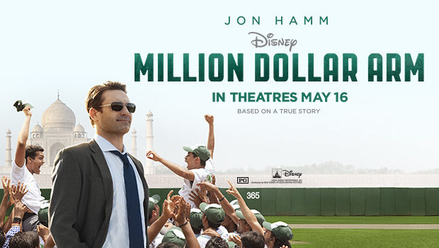 HQ Million Dollar Arm Wallpapers | File 45.98Kb