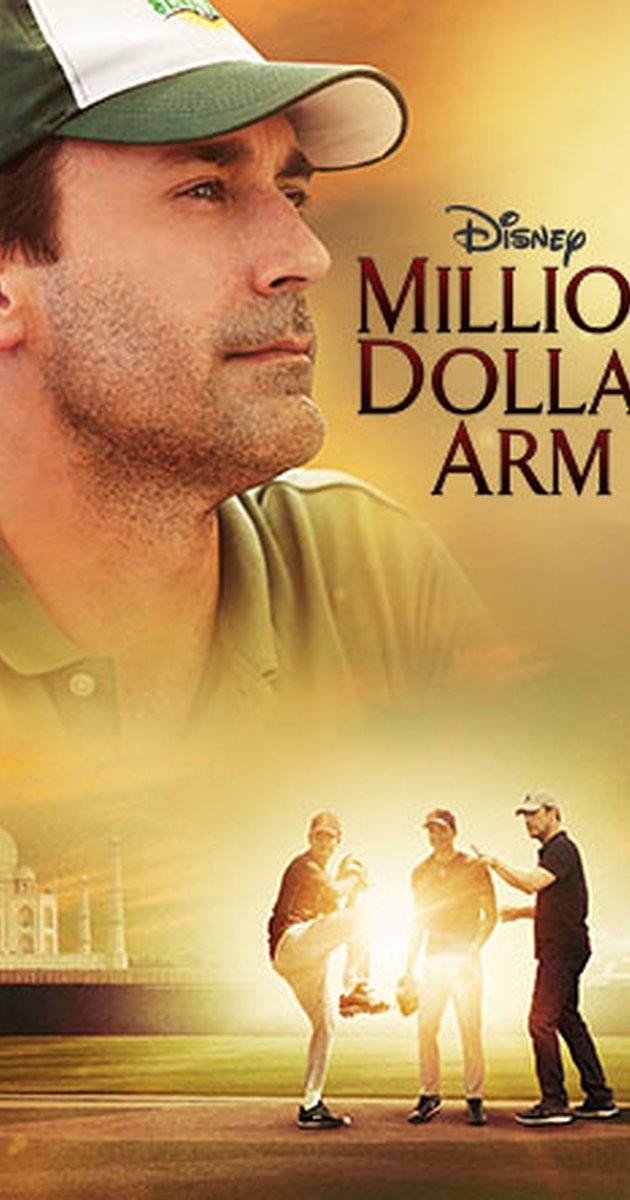 Million Dollar Arm Pics, Movie Collection