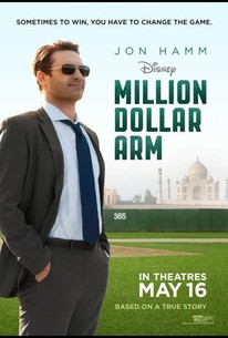 Images of Million Dollar Arm | 206x305