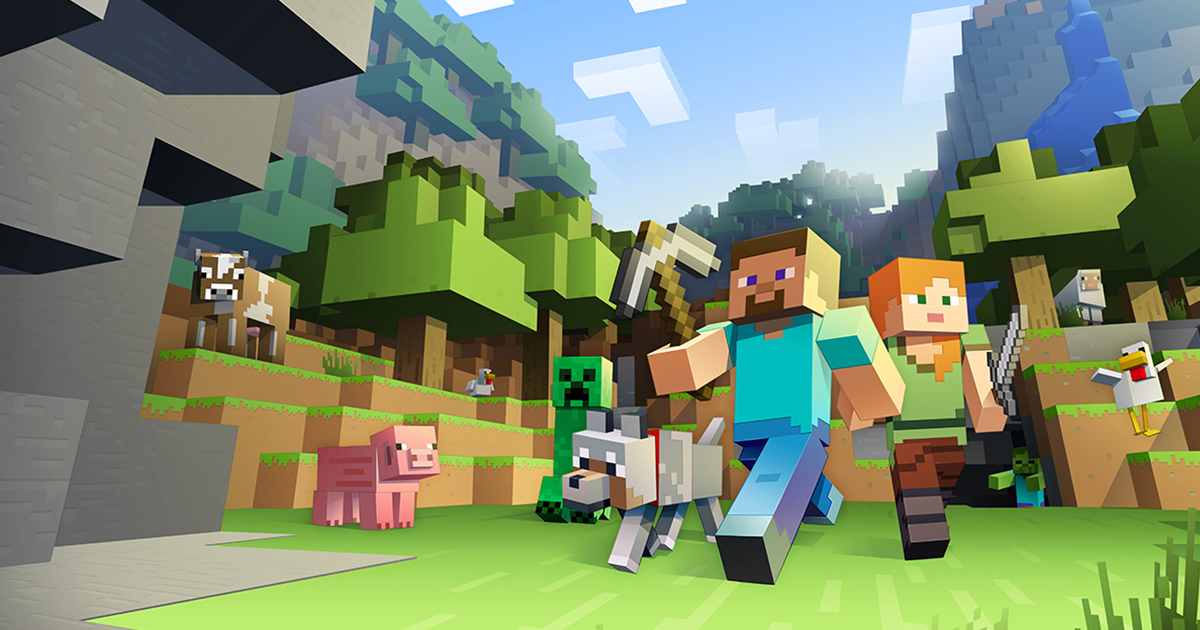 Minecraft Wallpapers Video Game Hq Minecraft Pictures 4k Wallpapers