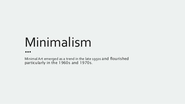 Images of Minimalism | 638x359