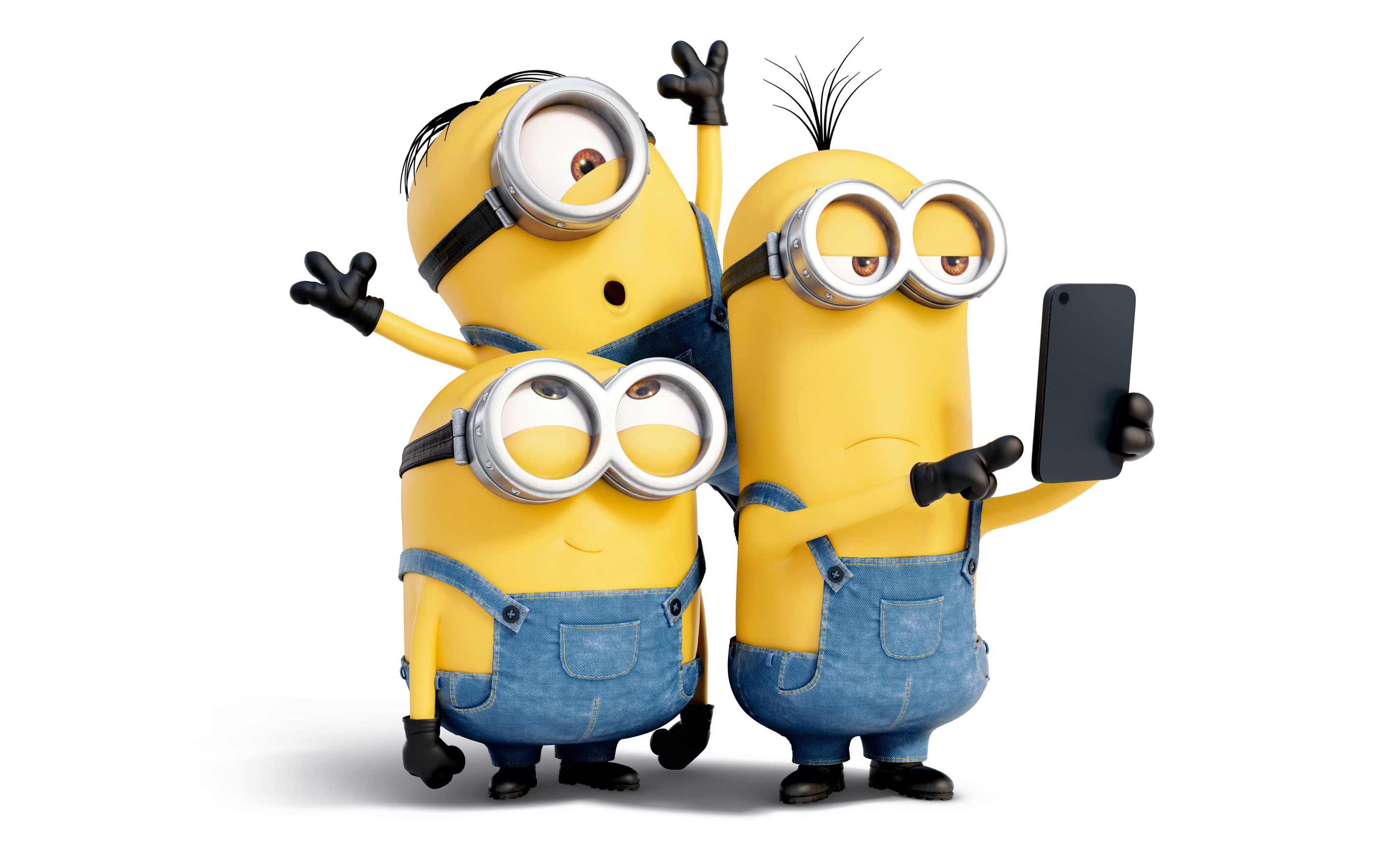 2880x1800 > Minions Wallpapers