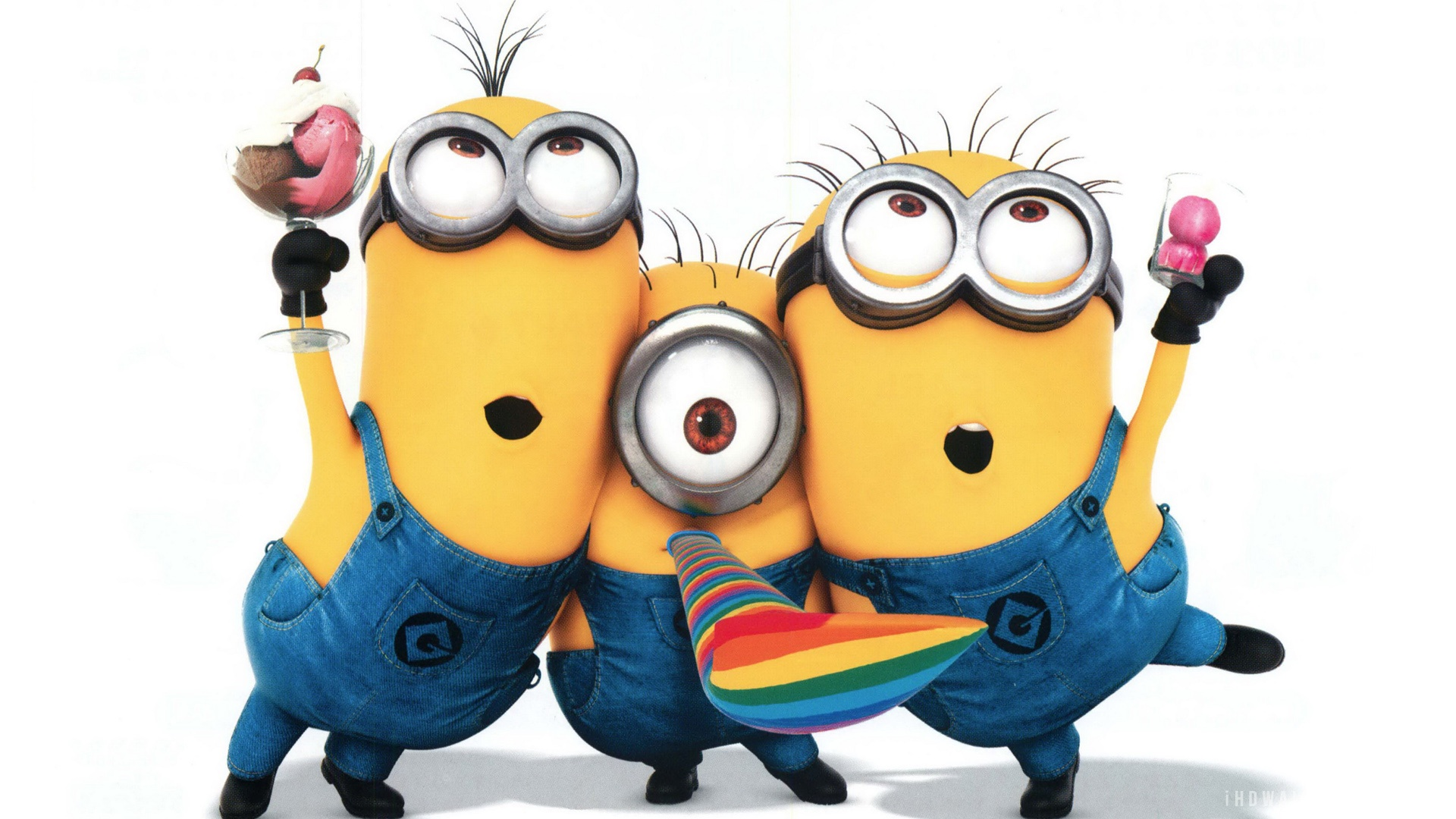 High Resolution Wallpaper | Minions 1920x1080 px