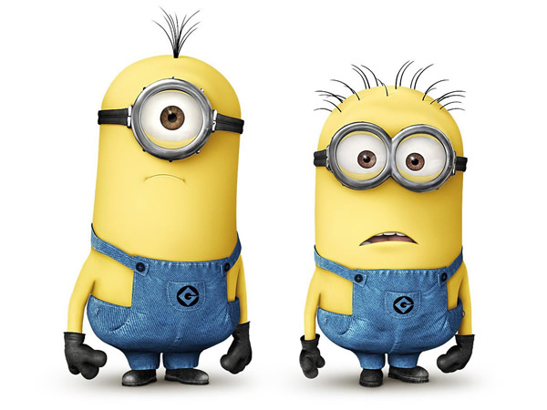 600x450 > Minions Wallpapers