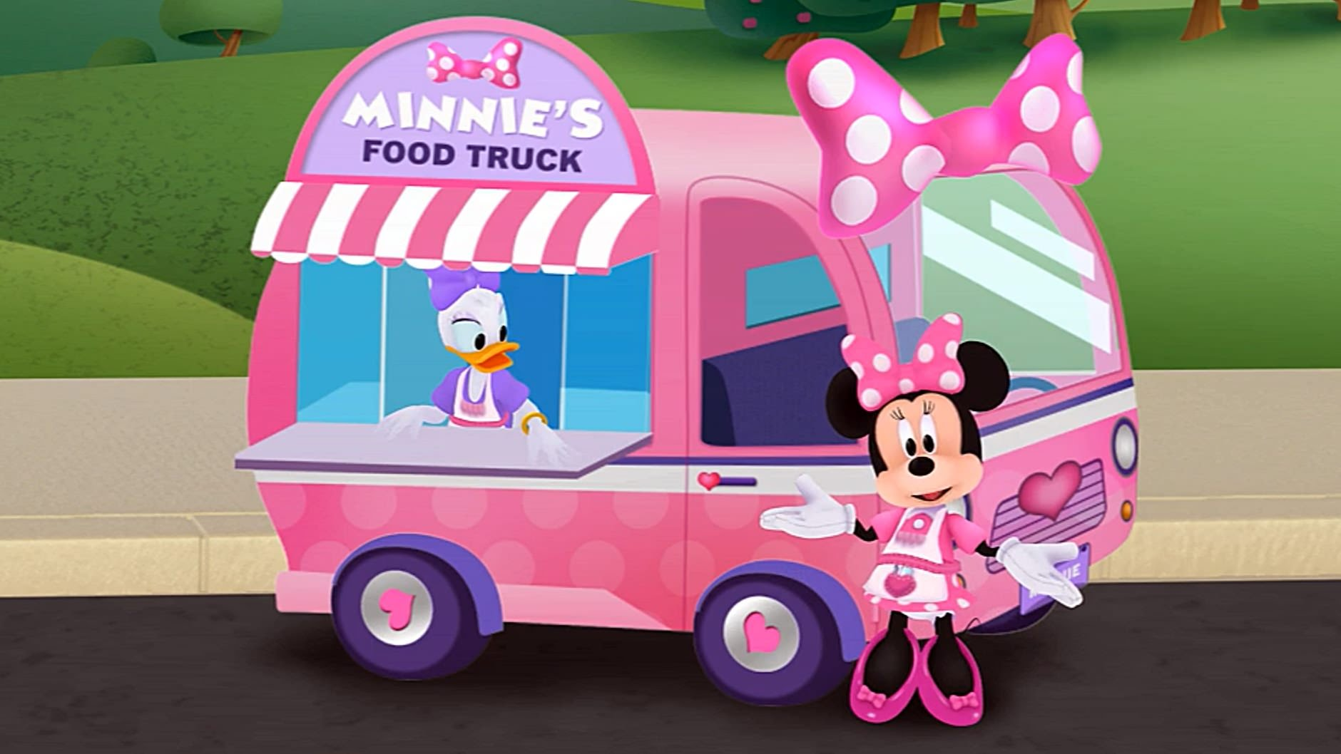 Minnie Mouse High Quality Background on Wallpapers Vista