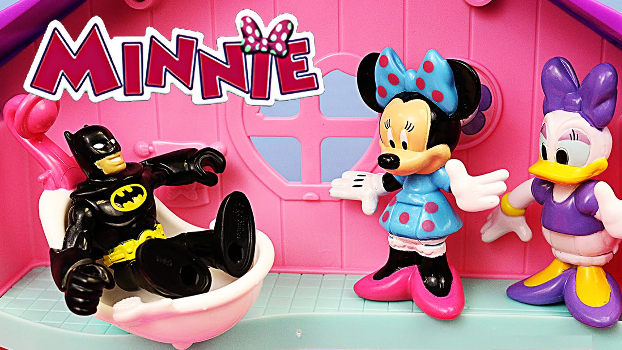 Nice wallpapers Minnie Mouse & Daisy Duck 1280x720px