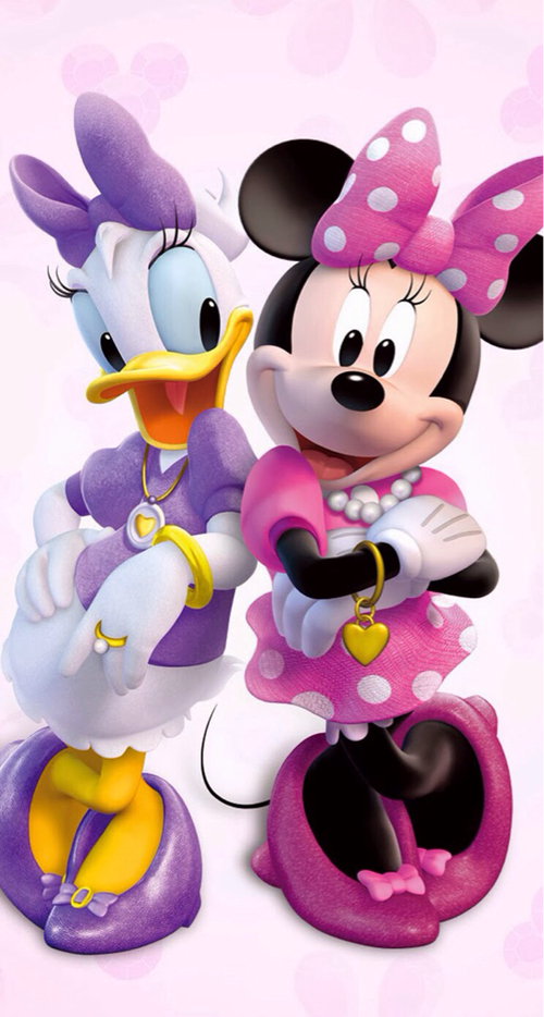 Images of Minnie Mouse & Daisy Duck | 500x934