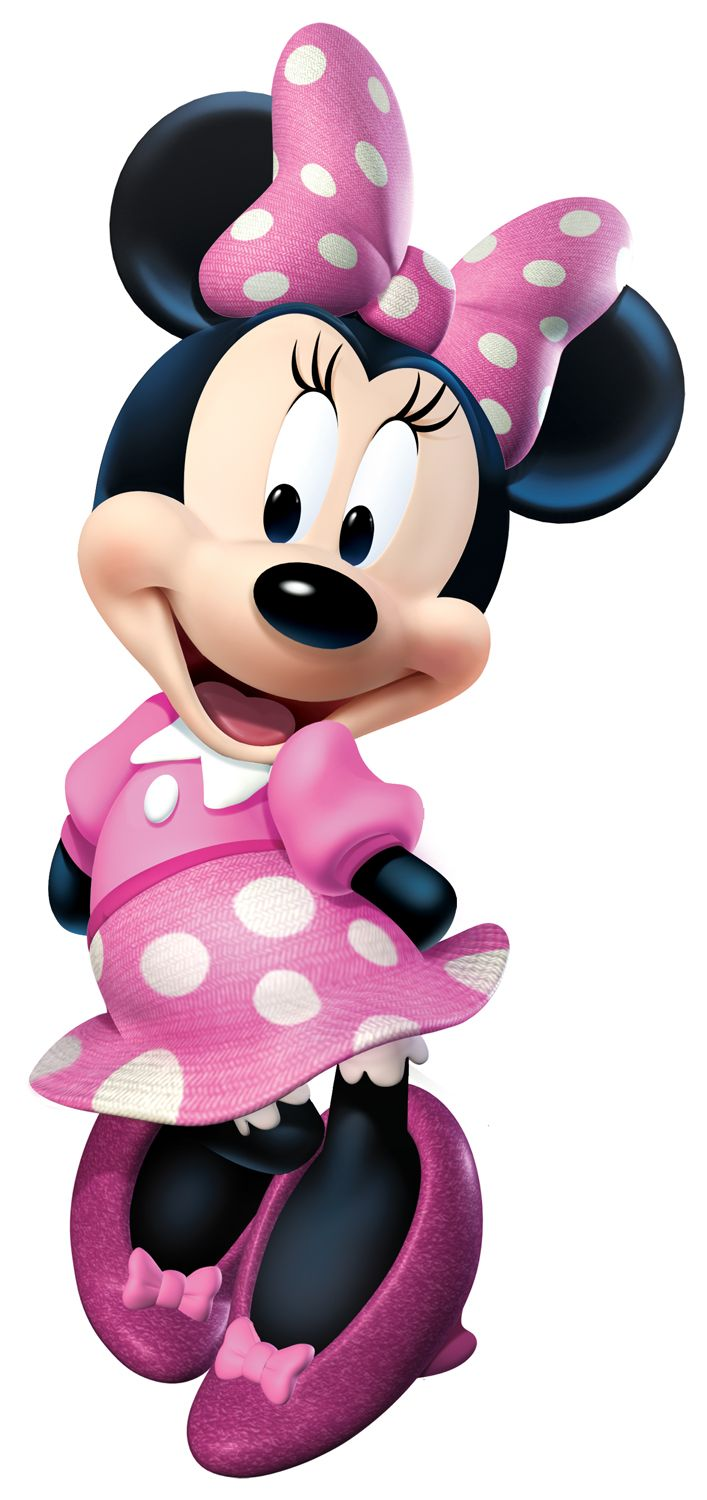 HQ Minnie Mouse Wallpapers | File 101.57Kb