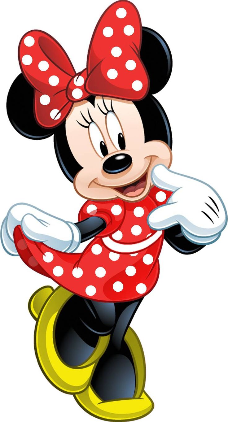 HD Quality Wallpaper | Collection: Cartoon, 736x1363 Minnie Mouse