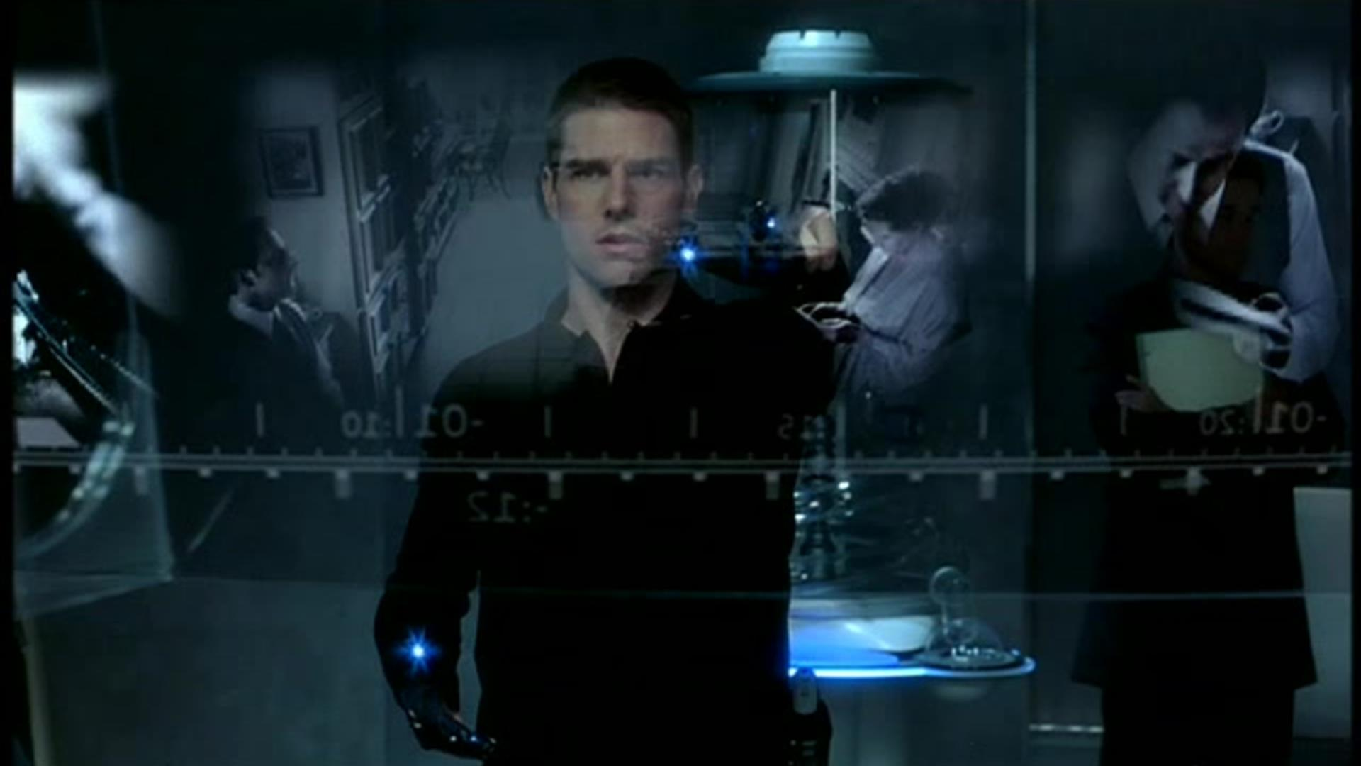 Minority Report High Quality Background on Wallpapers Vista