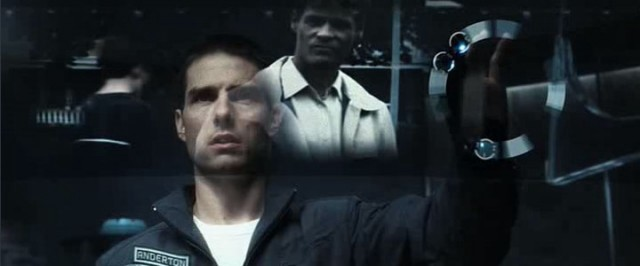 Nice wallpapers Minority Report 640x266px