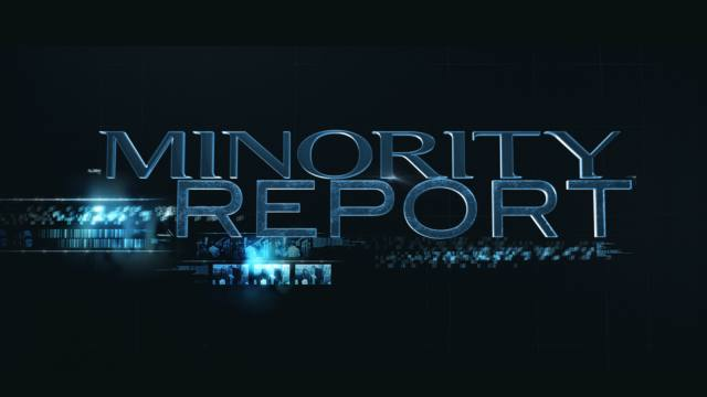 High Resolution Wallpaper | Minority Report 640x360 px