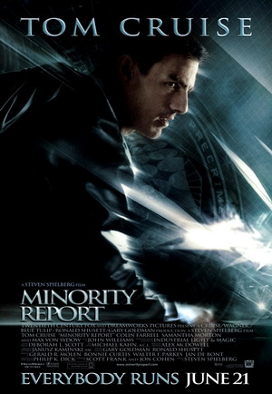 300x434 > Minority Report Wallpapers