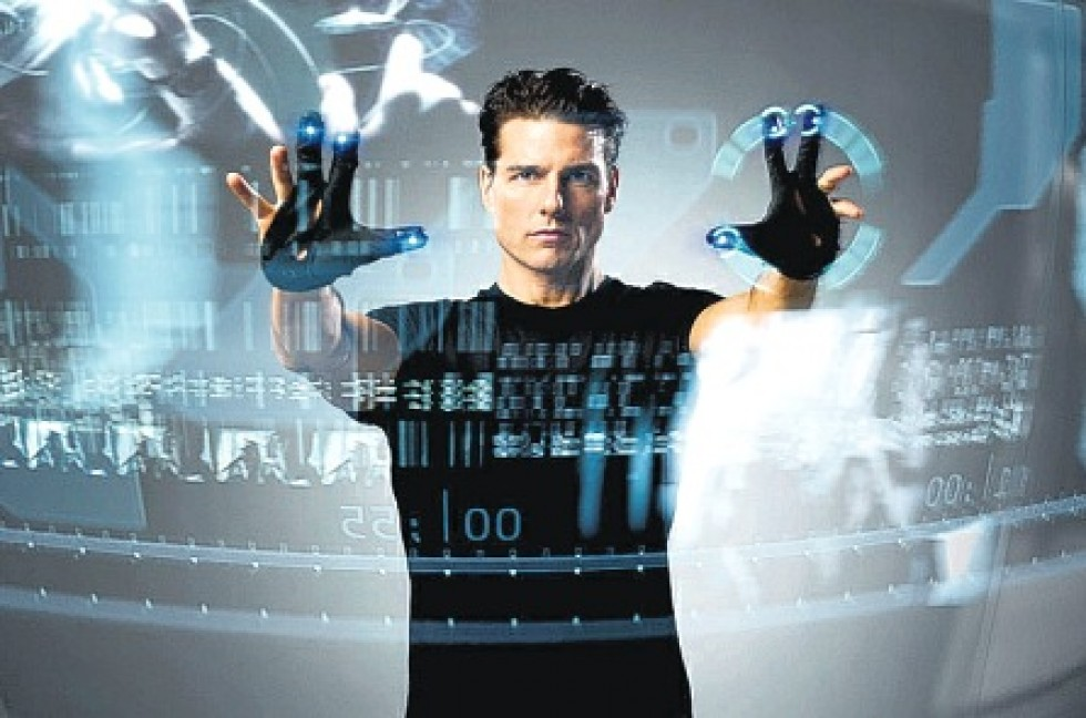 Minority Report Backgrounds on Wallpapers Vista