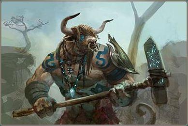 Minotaur #16