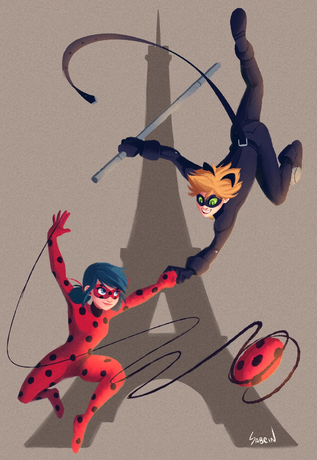 High Resolution Wallpaper | Miraculous: Tales Of Ladybug & Cat Noir 1024x1485 px