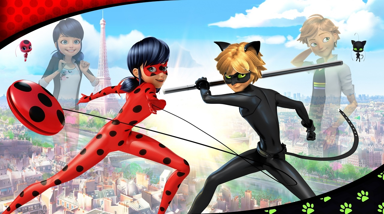 Images of Miraculous: Tales Of Ladybug & Cat Noir | 1280x713