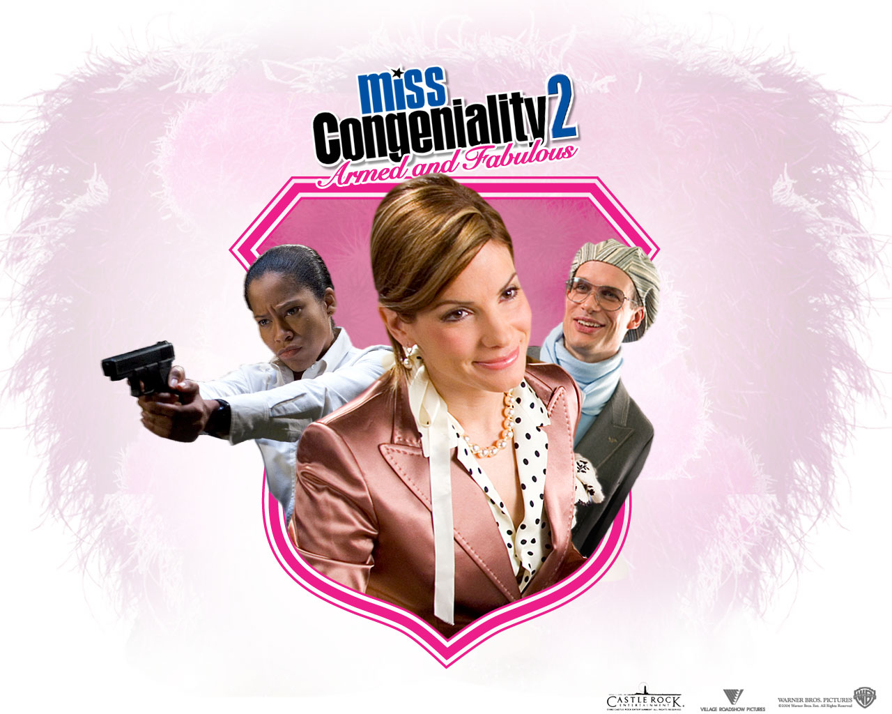 Nice Images Collection: Miss Congeniality 2: Armed And Fabulous Desktop Wallpapers