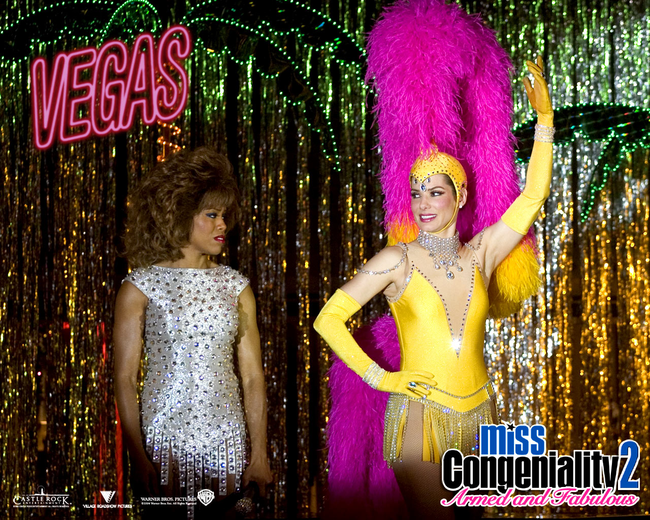 HQ Miss Congeniality 2: Armed And Fabulous Wallpapers | File 429.89Kb