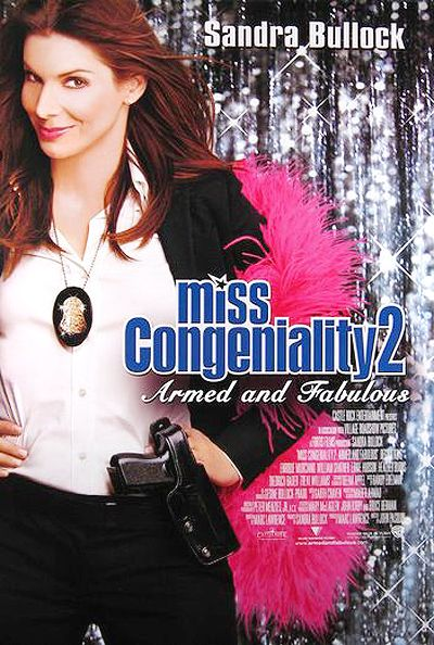 HD Quality Wallpaper | Collection: Movie, 400x594 Miss Congeniality 2: Armed And Fabulous