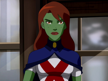HQ Miss Martian Wallpapers | File 115.59Kb