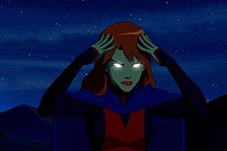 HD Quality Wallpaper | Collection: Cartoon, 250x167 Miss Martian