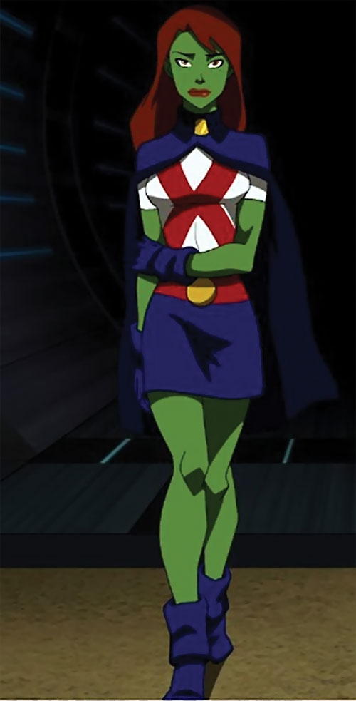 Miss Martian High Quality Background on Wallpapers Vista