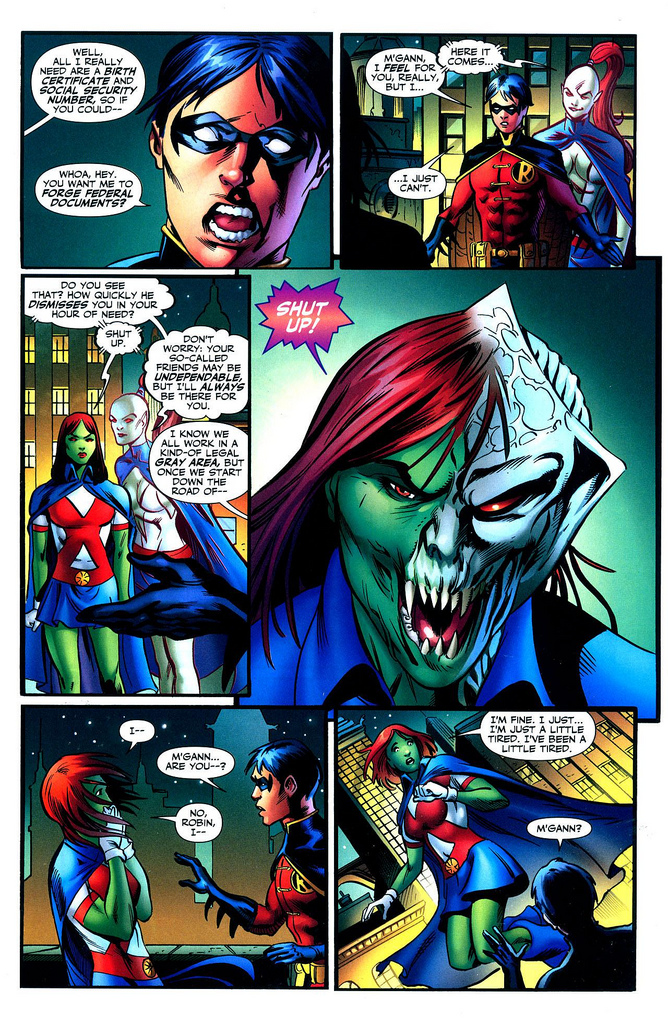 Images of Miss Martian | 668x1024