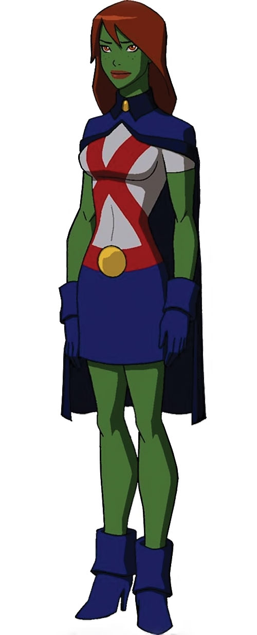 Miss Martian Backgrounds on Wallpapers Vista