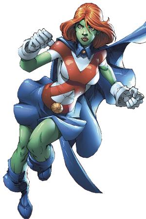 Miss Martian #22