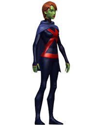 HD Quality Wallpaper | Collection: Cartoon, 196x257 Miss Martian