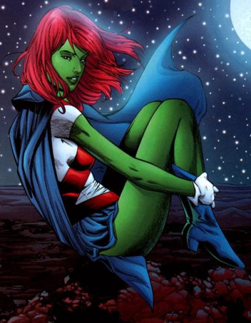 HQ Miss Martian Wallpapers | File 560.04Kb