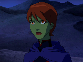 Amazing Miss Martian Pictures & Backgrounds