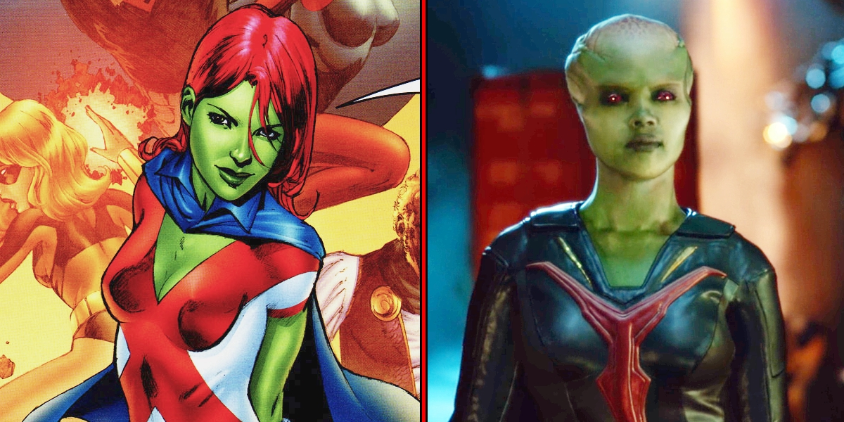 1200x600 > Miss Martian Wallpapers