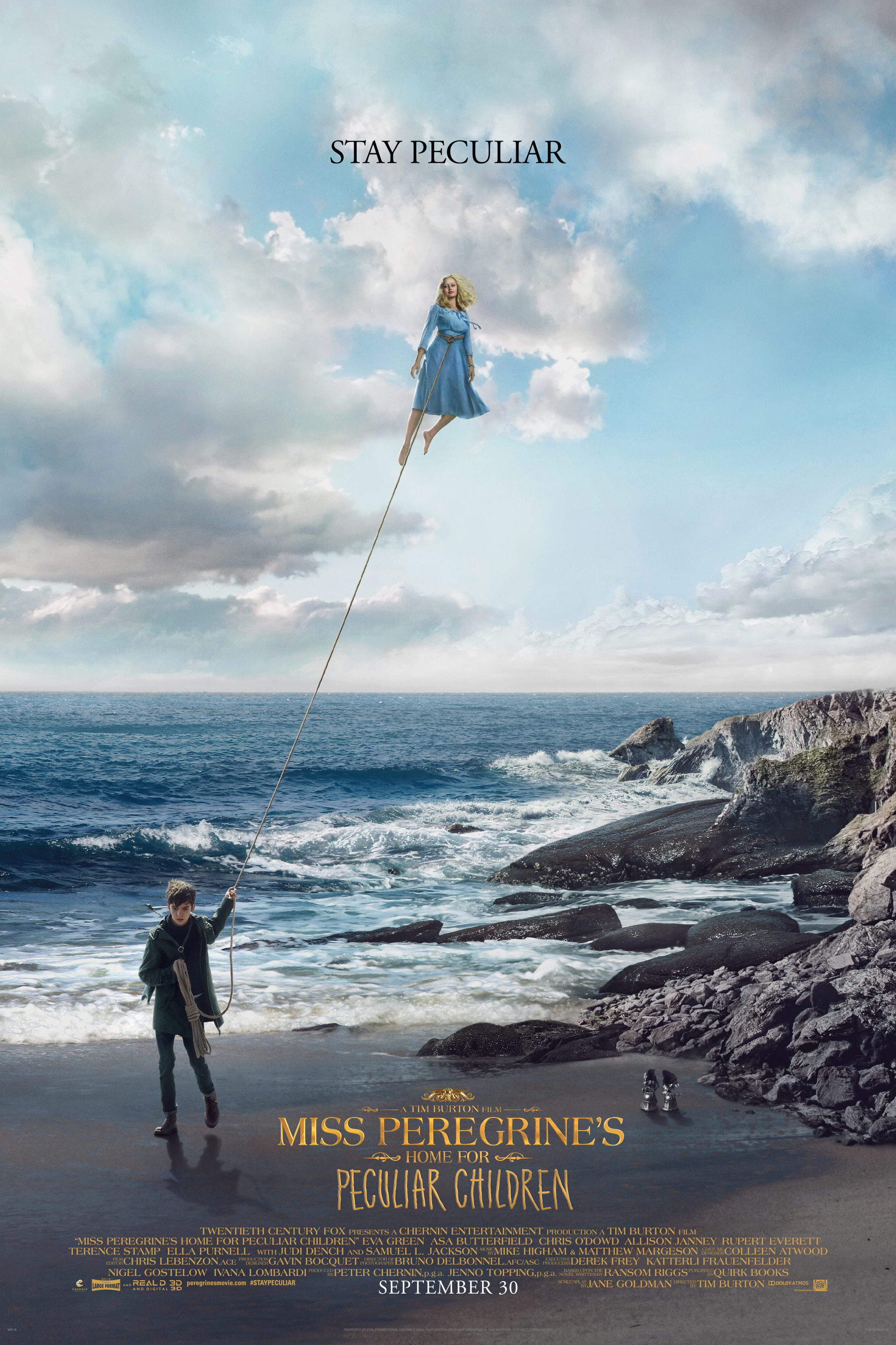 Miss Peregrine S Home For Peculiar Children Wallpapers Movie Hq
