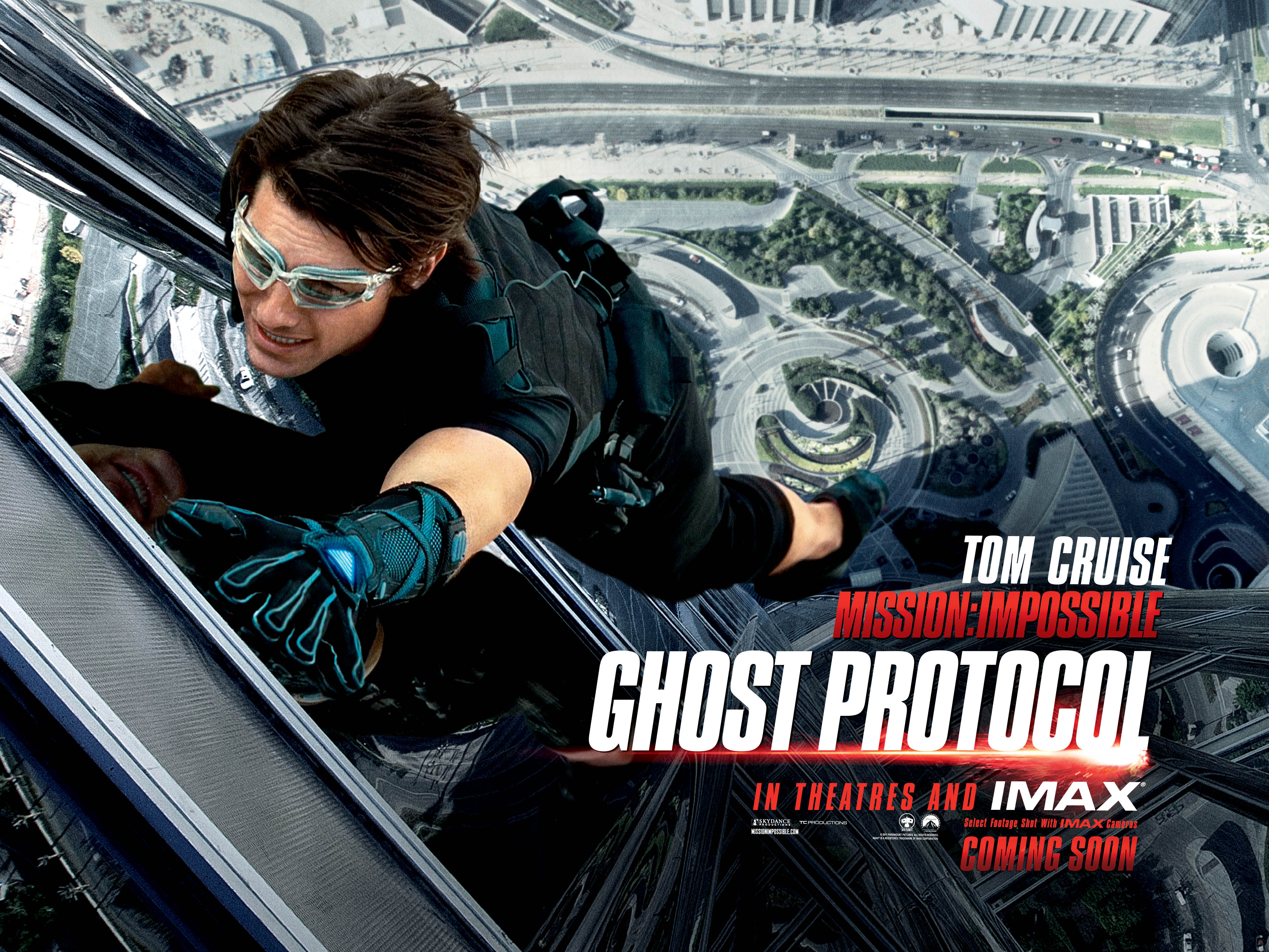Mission: Impossible – Ghost Protocol HD wallpapers, Desktop wallpaper - most viewed
