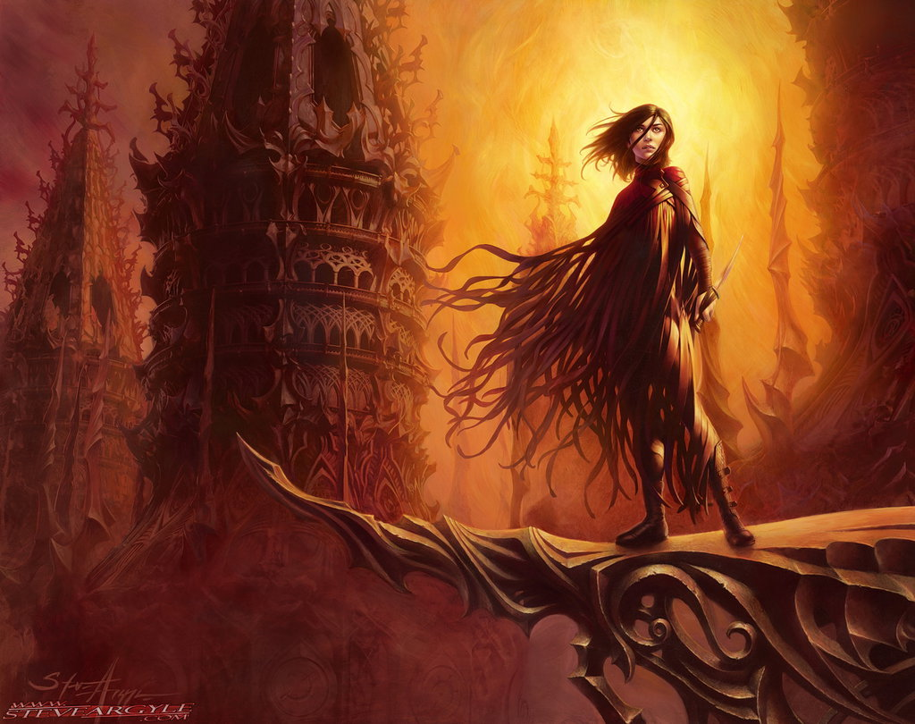 HD Quality Wallpaper | Collection: Fantasy, 1024x810 Mistborn