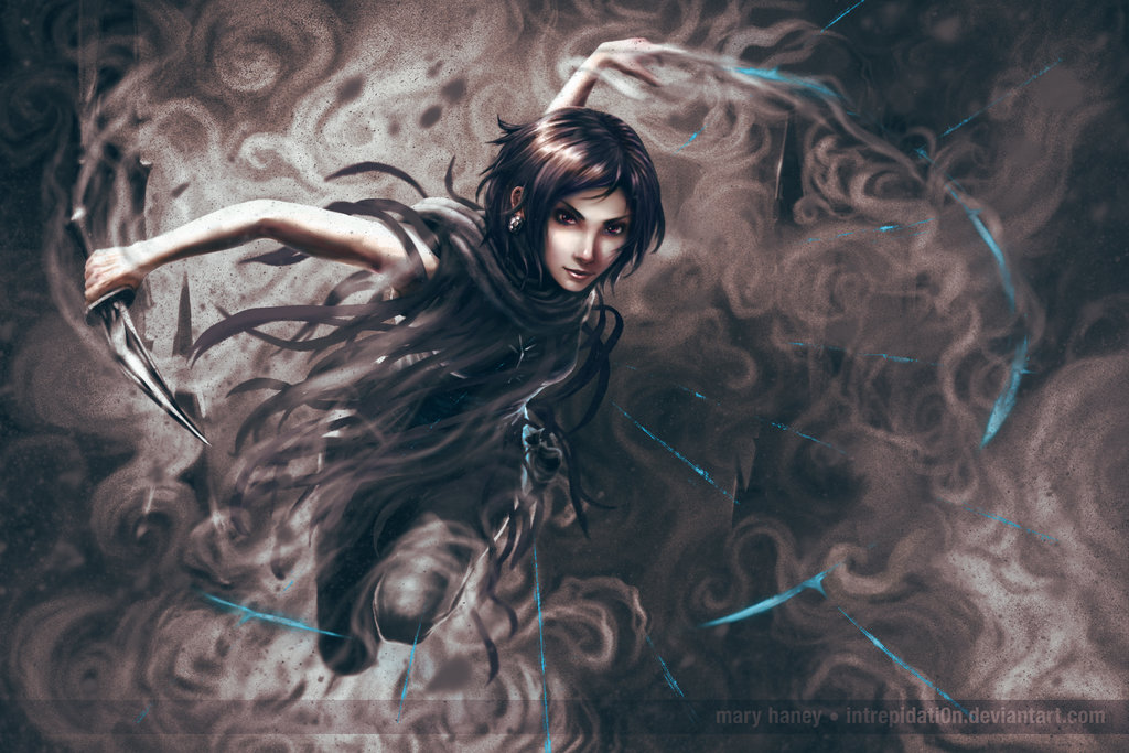 Nice Images Collection: Mistborn Desktop Wallpapers