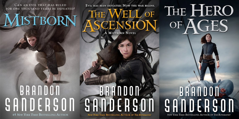 Nice wallpapers Mistborn 800x400px