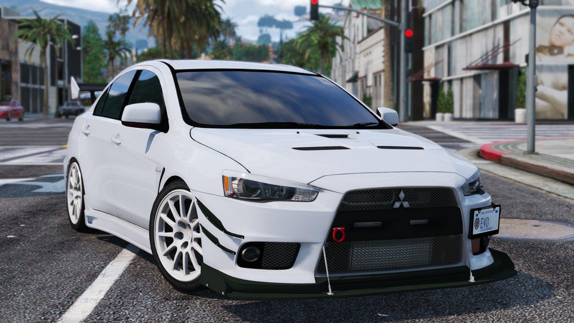 Mitsubishi Lancer Evolution Wallpapers Vehicles Hq