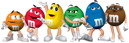 546x185 > M&m's Wallpapers