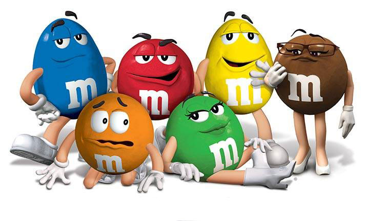 HQ M&m's Wallpapers | File 57.14Kb