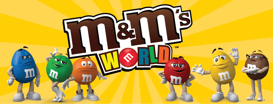 Nice Images Collection: M&m's Desktop Wallpapers