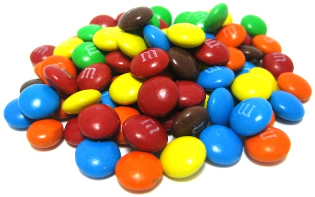 Nice wallpapers M&m's 640x400px