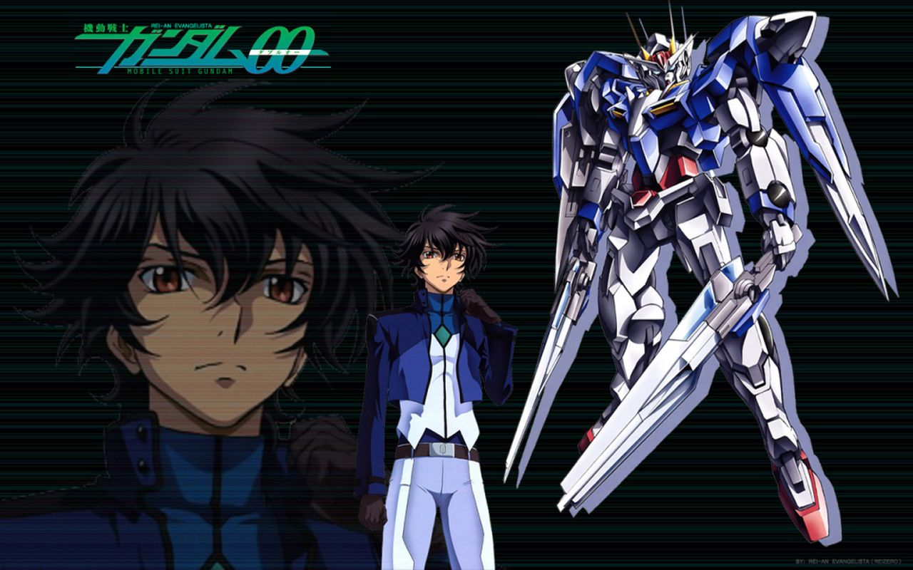 Most Viewed Mobile Suit Gundam 00 Wallpapers 4k Wallpapers